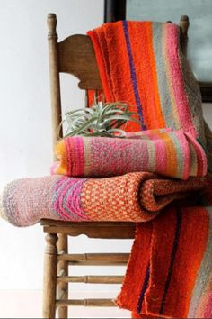 Fun Frazadas - Rough Textiles Are The New Linen, Here's Why - Photos