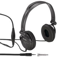 Sony MDR-V250V Monitor Series Headpho... $29.00