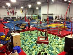 When you walk through the doors of our family-owned and operated facility, you are welcomed as part of our International Gymnastics Centre family. We take a personal interest in all of our athletes, encouraging them to reach their maximum potential.