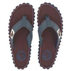 05d45123cac69 Gumbies. Gumbies Islander Mens Canvas Toe Post Flat Sandals ...