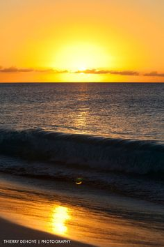 Magical, Anguillian sunsets...