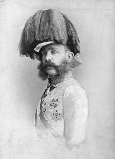 Emperor Franz Joseph I of Austria, 1865