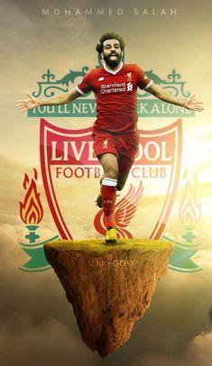 Mohamed Salah -s Liverpool Fc, Salah Liverpool, Liverpool Football Club, Premier League, Muhammed Salah, Egyptian Kings, Soccer Guys, Mo Salah, You'll Never Walk Alone