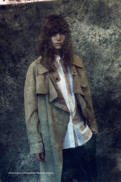 Freja Beha Erichsen by Paolo Roversi for Vogue Italia December 2013 6