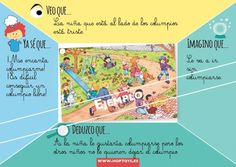 Actividades para trabajar las inferencias con los niños | Inferencia ...