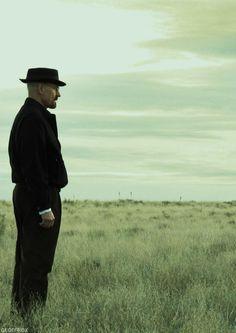 Breaking Bad.... Walter White AKA Heisenberg ...