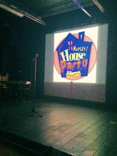 At @3MT_Manchester for @Hayles_Ellis house party.