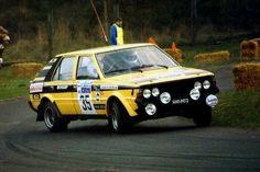 1983 - RAC Rally - Stuart/Roberts - Polonez 2000