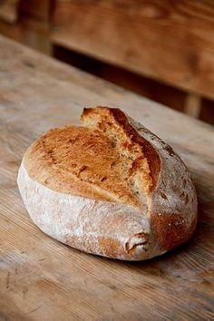 Alm-Rezepte: Bayerisches Ruchbrot und Ruchfladenbrot - Plötzblog - Selbst gutes Brot backenPlötzblog – Selbst gutes Brot backen
