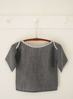 Toddler T-Shirt - The Purl Bee - Knitting Crochet Sewing Embroidery Crafts Patterns and Ideas!