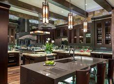 Bilderesultat for big kitchen