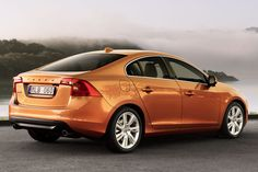 Volvo S60 - Love this color...great color.