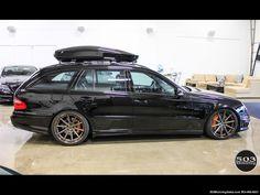Mercedes Benz E63 Amg, Mercedes Benz Cars, E63 Amg Wagon, Merc Benz, Turbo Car, Benz E Class, Station Wagon, Hot Cars, Red Wagon