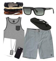 Male 3 by mettetr on Polyvore featuring polyvore RVCA Billabong Dan Ward Prada Case-Mate John Hardy men's fashion menswear clothing