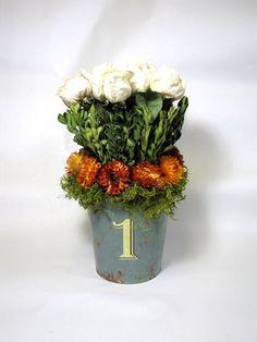 Dried Floral Arrangement   #dried_flowers #arrangements  #flowers