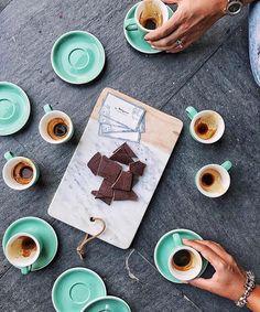 Nový rok začína na #kofiocz s novými kávami . #jeduvyberovku : @melangedubai #pf2018
