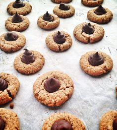 Cookie season is here!! I get so giddy with happiness to make holiday cookies- these especially. As a kid (and adult) they were always my favorite. However thanks to my egg intolerance I haven't had then in roughly 4 years. Those days are OVER!! I hope...