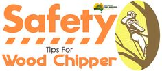 Safety tips for using #WoodChippers or call in the professionals at Australian Tree Services #Ipswich.