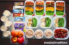 Hey everybody! Since I've been really terrible at postinglately, I need to play catch up on recipes and meal prep…so here's my meal prep from last week. I decided to up my carbs and total calories recently, so you'll see some more complex carbs in my prep here. So far so good – I feel...Read More »