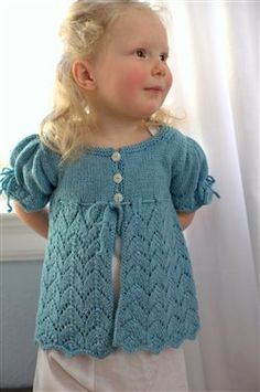 Summer Pelisse - Too too too CUTE!!! Want for Liese!