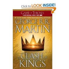 Amazon.com: A Clash of Kings (A Song of Ice and Fire, Book 2) (9780553381696): George R.R. Martin: Books