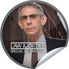 ORIGINALS BY ITALIAu0027s Law U0026 Order: SVU: Presumed Guilty Sticker | GetGlue