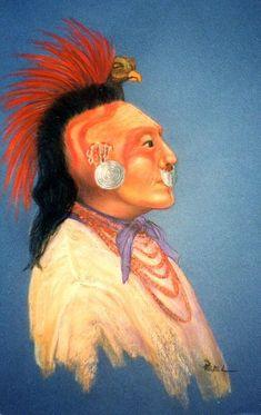 Caddo Indian.