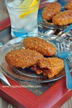 Kıyir Kıyir Kalburabastı tatlısı