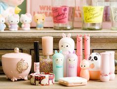 Cupcake's Clothes: ♥ Cute Cosmetics - Etude House & Tony Moly Reviews ♥
