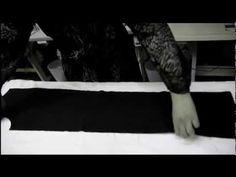 ▶ ВТО переднего полотнища брюк от профессионала - YouTube