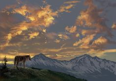 At day's end by Hagge on DeviantArt