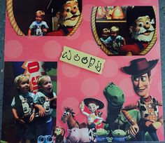 Disney Woody