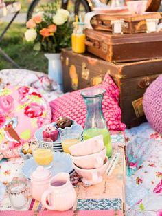 Was darf's heute sein? Ein frischer Orangensaft, eine Tasse Kaffe und vielleicht ein Muffin dazu? Alles gar kein Problem.