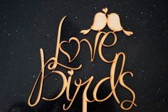 Mr Mrs Cake Toppers, Bird Cake Toppers, Love Cake Topper, Custom Cake Toppers, Wedding Cake Toppers, Wedding Cakes, Love Birds Wedding, Bird Cakes, Wooden Gift Boxes
