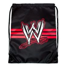 Carry everything you need for school in this WWE drawstring bag from WWE Shop!