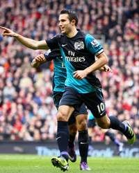 RVP, captain of my beautiful Arsenal Gunners