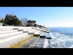 The waves flow through the Sea Organ in the coastal town of Zadar composing a constantly changing melody of nature and Croatian creativity. #NewBalkans