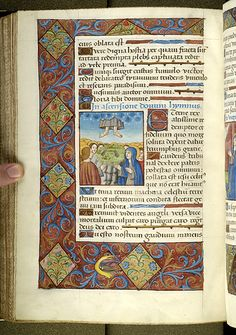 Psalter, MS M.934 fol. 225v - Images from Medieval and Renaissance Manuscripts - The Morgan Library & Museum