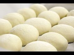 Chinese Steamed Buns (basic dough) - YouTube