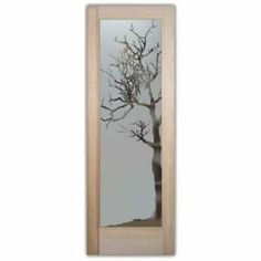 Glass Door Interior French Etched   Frosted Glass Doors 2