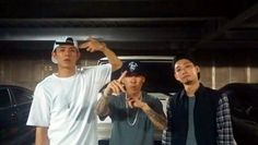 Beenzino, Dok2, and The Quiett leave a personal message for their upcoming concert in New York | http://www.allkpop.com/article/2014/07/beenzino-dok2-and-the-quiett-leave-a-personal-message-for-their-upcoming-concert-in-new-york