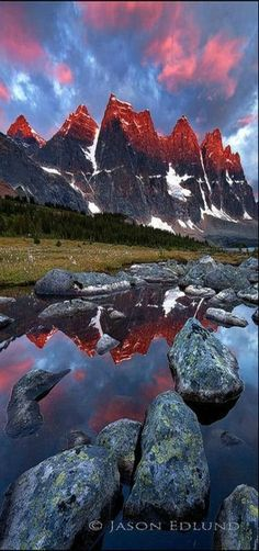 Jaspers Tonquin Valley.