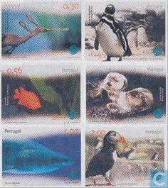 Postzegels - Portugal [PRT] - Dieren (I)