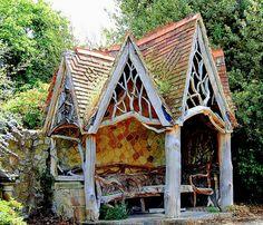 Boho Garden Structure <3