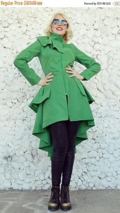 Check out this item in my Etsy shop https://www.etsy.com/listing/268883912/sale-40-off-extravagant-taffeta-jacket