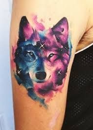 Resultado de imagem para feed the right wolf tattoo