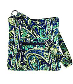 Vera Bradley Hipster Cross-Body Bag   Dillards.com