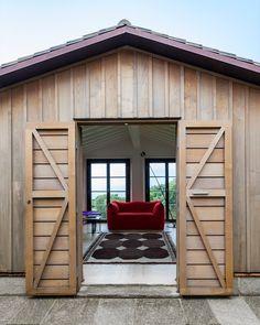 terry dwan e antonio citterio architetti / casa degli architetti, portofino