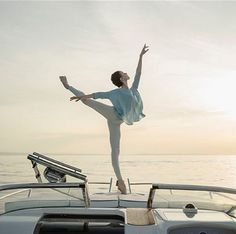 Please transport us here. (AmericanBalletTheatr dancer Katie Boren, photo by Ballerina Project)