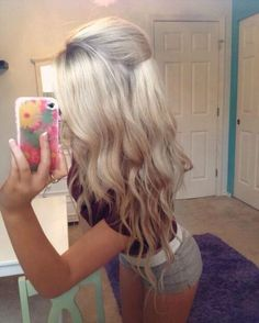 Beautiful Long Hair - Makeup